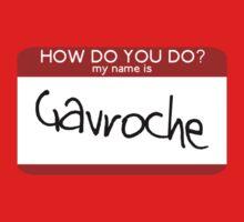 Hello Gavroche Kids Clothes