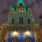 Hauntingly Beautiful Church  by Culrick99