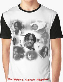 O DOG AKA AMERIKKKA'S WORST NIGHTMARE Graphic T-Shirt