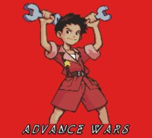 Advance Wars-Andy by Vinchtef