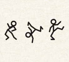 Dancing Stickmen by chrisbears
