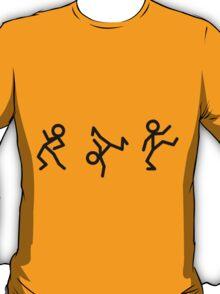 Dancing Stickmen T-Shirt
