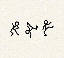 Dancing Stickmen Hoodie
