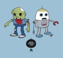 Zombie+Bot Kids Tee