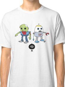 Zombie+Bot Classic T-Shirt
