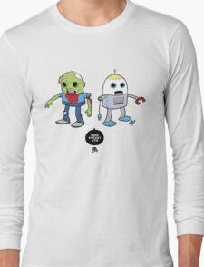 Zombie+Bot Long Sleeve T-Shirt