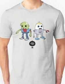 Zombie+Bot Unisex T-Shirt