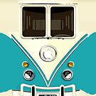 Blue Volkswagen VW cartoons iphone 4 4s, iPhone 3Gs, iPod Touch 4g case, Available for T-Shirt man and woman by www. pointsalestore.com