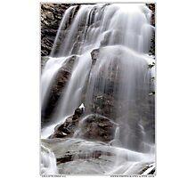 lillaz waterfalls Photographic Print