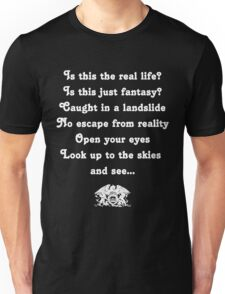 Queen - Bohemian Rhapsody Unisex T-Shirt