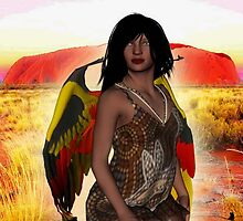Keeper of the Dreamtime by Kristie Theobald