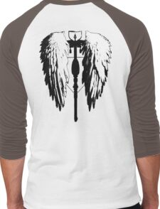 Crossbow wings Men's Baseball ¾ T-Shirt