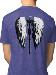 Crossbow wings Tri-blend T-Shirt