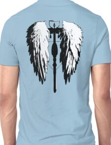 Crossbow wings Unisex T-Shirt
