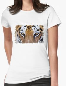 The Hypnotic Hunter Womens Fitted T-Shirt