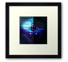 ©DigiArt Alien Antagonist V5 Framed Print