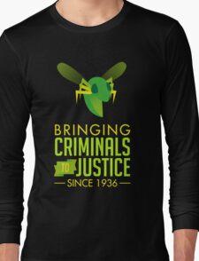 The Green Bee Long Sleeve T-Shirt