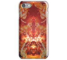 Flame Mosaic II iPhone Case/Skin