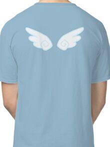 Cutesy wings (blue) Classic T-Shirt