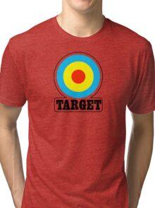 Target books Tri-blend T-Shirt