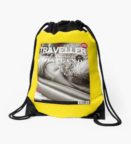 JoJo Traveller Mag cover Drawstring Bag