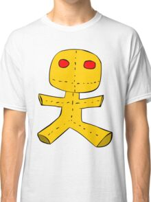 Cursed Voodoo Doll Classic T-Shirt