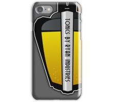 Tonics by Ryan Industries! iPhone Case/Skin