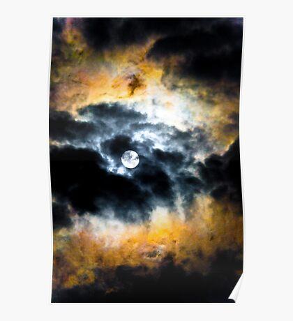Le Voyage dans le Lune Poster