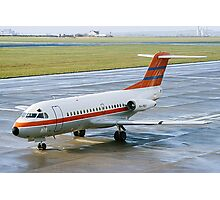 Fokker F28-1000 Fellowship PH-PBX Photographic Print