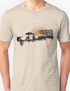 Sunset Park Silhouette T-Shirt