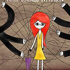 """Cover """"With strings attached"""" by Wandering Viola"""