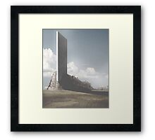 Modernism 3.0 Framed Print