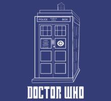 Doctor who, Tardis by wqoi314