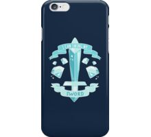 Diamond Sword - Tshirt iPhone Case/Skin