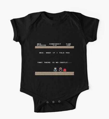 There Is No Castle One Piece - Short Sleeve