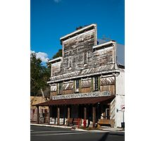 Old General Store Photographic Print