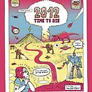 2012 Comic: Pink version by Thomas Orrow