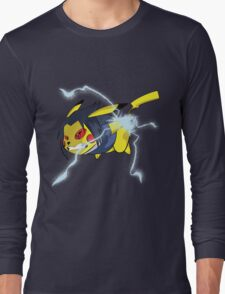 Pikachidori Long Sleeve T-Shirt