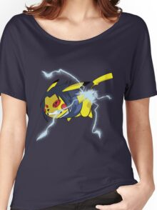 Pikachidori Women's Relaxed Fit T-Shirt