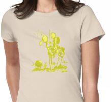 Lemon Quixote Womens Fitted T-Shirt