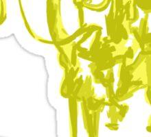 Lemon Quixote Sticker
