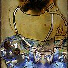Degas little ballerina by Sonia de Macedo-Stewart