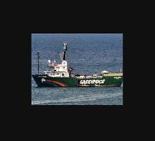 Greenpeace Comes To Lyme, Dorset.UK Unisex T-Shirt