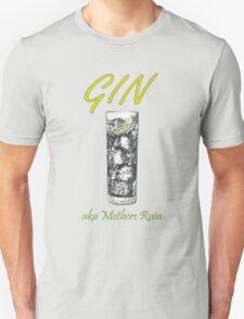 Gin Mothers Ruin T-Shirt