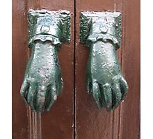 Beautiful Knockers; Cadiz Double hander Photographic Print