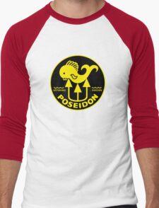 Poseidon Vintage Scuba Diving Gear Logo T-Shirt