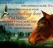 Psalm 36:6-7 by EelhsaM