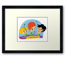The Impossibles Framed Print