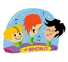 The Impossibles Photographic Print