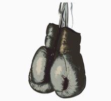 Vintage Boxing Gloves by 319media